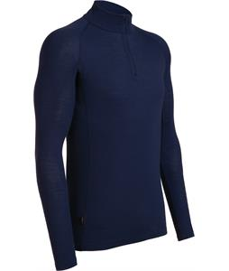 Icebreaker Everyday L/S Half Zip Baselayer Top Planet