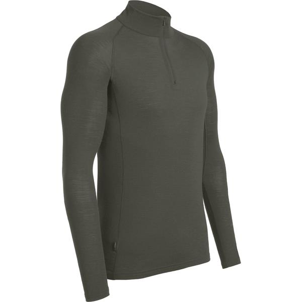 Icebreaker Everyday L/S Half Zip Baselayer Top