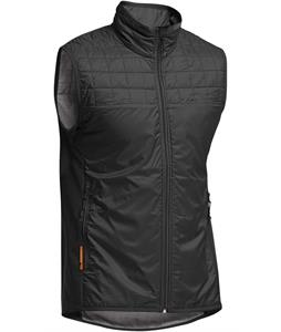 Icebreaker Helix Vest Black/Black