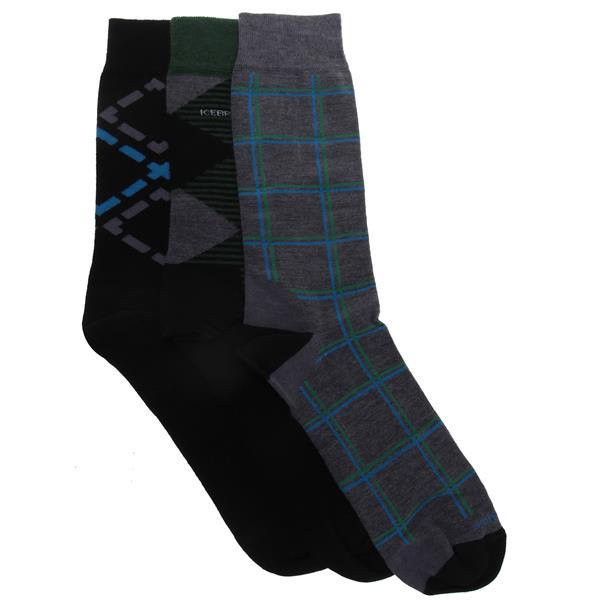 Icebreaker Lifestyle Fine Gauge Ultra Light Crew 3 Pack Socks