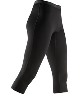 Icebreaker Oasis Legless Baselayer Pants Black
