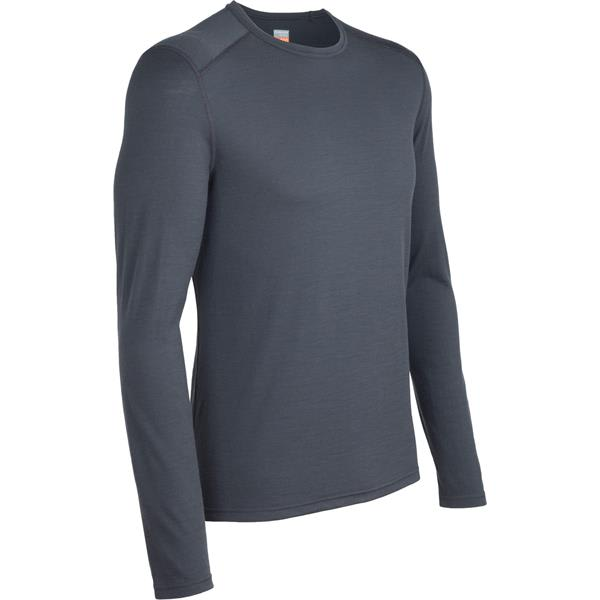 Icebreaker Oasis L/S Crewe Baselayer Top