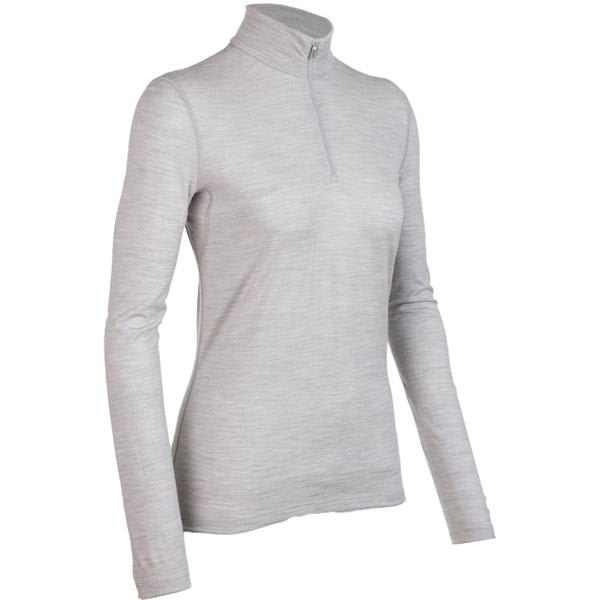 Icebreaker Oasis L/S Half Zip Baselayer Top
