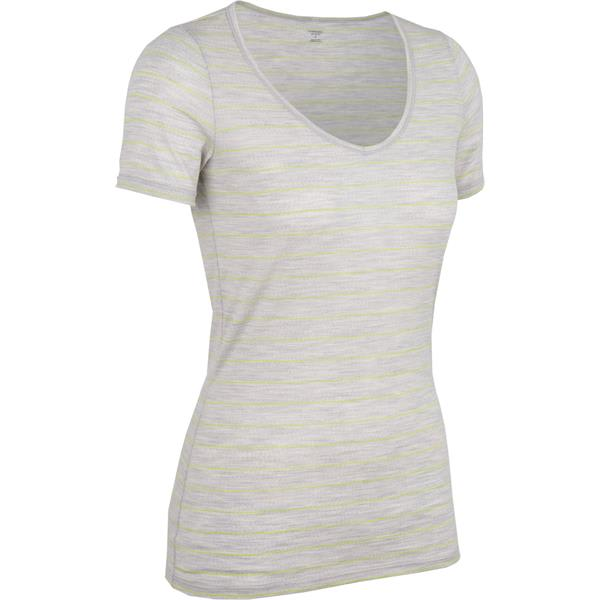 Icebreaker Siren Sweetheart Stripe Baselayer Top