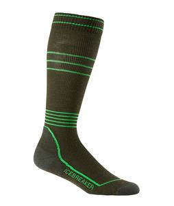 Icebreaker Ski+ Compression Over The Calf Light Cushion Socks