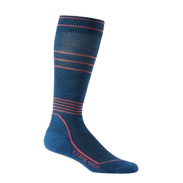 Icebreaker Ski+ Compression Over The Calf Light Cushion Socks