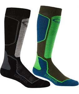 Icebreaker Ski+ Light OTC 2 Pack Socks