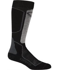 Icebreaker Ski+ Over The Calf Light Cushion Socks