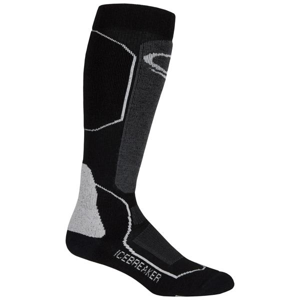 Icebreaker Ski+ Over The Calf Medium Cushion Socks
