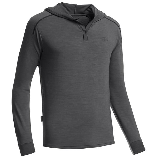 Icebreaker Sphere L/S Hood Baselayer Top