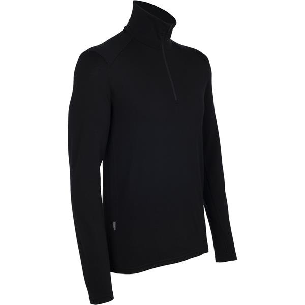 Icebreaker Tech L/S Half Zip Baselayer Top
