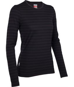Icebreaker Tech L/S Stripe Baselayer Top