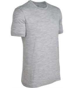 Icebreaker Tech T Lite Shirt Metro HTHR