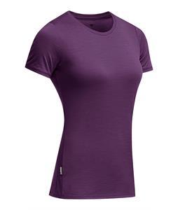Icebreaker Tech T Lite Shirt Vino