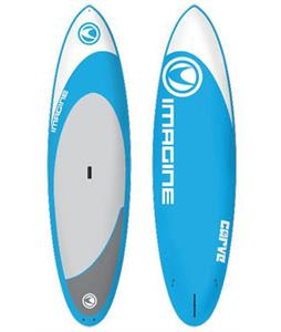 Imagine Carve SUP Paddleboard Blue 10ft x 6in