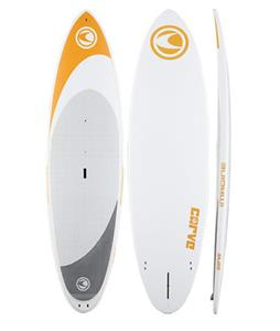 Imagine Carve Touring SUP Paddleboard Orange 11ft x 6in