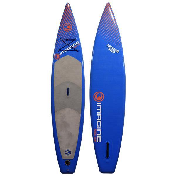 Imagine Compressor Mission Inflatable SUP Paddleboard