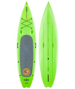 Imagine Fit SUP Paddleboard Lime 11ft x 30in