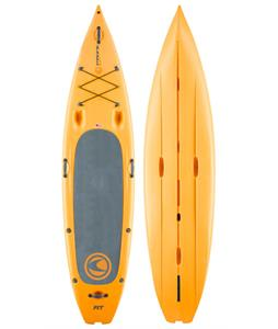 Imagine Fit SUP Paddleboard Orange 11ft x 30in