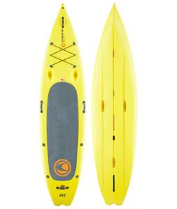 Imagine Fit SUP Paddleboard Yellow 11ft x 30in