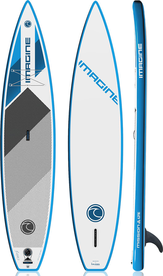 Imagine Mission Lte Inflatable Sup Paddleboard