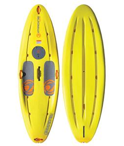 Imagine Rapidfire SUP Paddleboard Yellow 9ft 9in x 36in