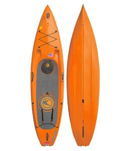 Imagine Speeder SUP Paddleboard Orange 11ft x 30in