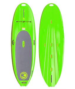 Imagine Surfer SUP Paddleboard Lime 9ft 9in x 34in