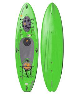 Imagine Wizard SUP Paddleboard Lime 11ft x 35in