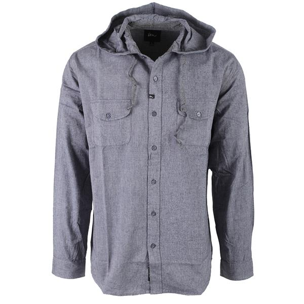 Imperial Motion Clyde Hooded Shirt