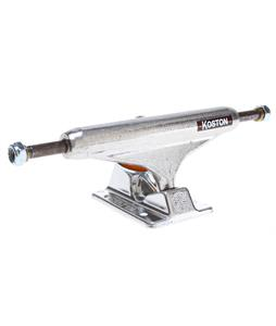 Independent Kosten Forged Hollow Skateboard Trucks Silver 139mm
