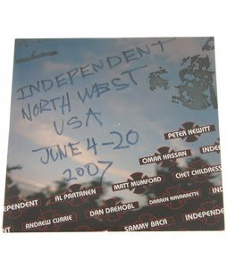 Independent Northwest USA Skateboard DVD