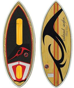 Inland Surfer 4-Skim Black Pearl Wakesurfer 4ft 8in