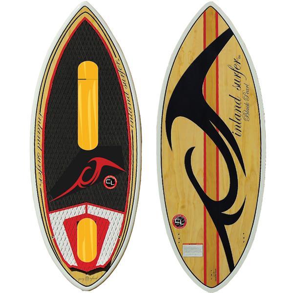 Inland Surfer 4-Skim Black Pearl Wakesurfer