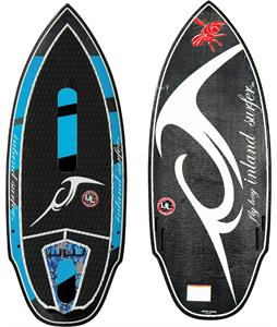 Inland Surfer Flyboy James Pro Wakesurfer 4ft 6in