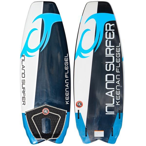 Inland Surfer Keenan Flegel Surf Pro 140 Wakesurfer