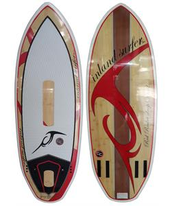 Inland Surfer Red Rocket Wakesurfer