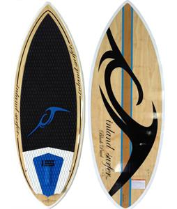 Inland Surfer 4Skim Black Pearl Wakesurfer 4ft 8in