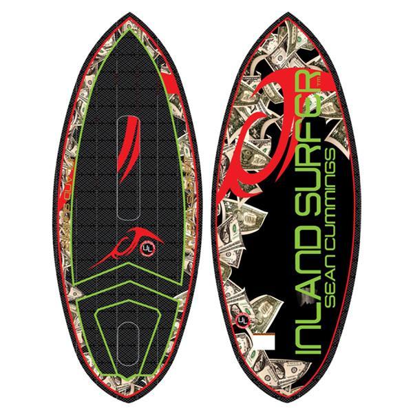Inland Surfer 4Skim Sean Cummings Pro Model Wakesurfer