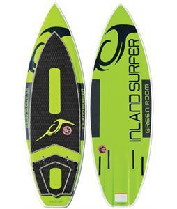 Inland Surfer Green Room Wakesurfer
