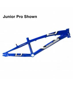 Intense Podium Pro XL BMX Bike Frame Blue 20in