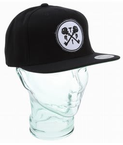 The Interior Plain Project Keys Cap Black/White