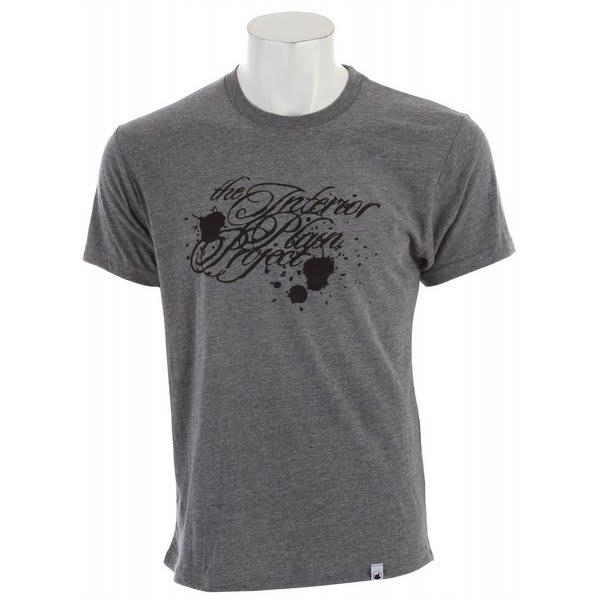The Interior Plain Project Splatter T-Shirt