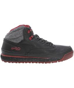 Ipath Bellingham Boots Black/Carbon/Red-Rust