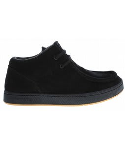 Ipath Cats Skate Shoes Shoes Black Suede