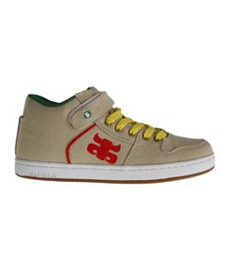 Ipath Grasshopper Skate Shoes Natural/Sweet Sun/Rasta