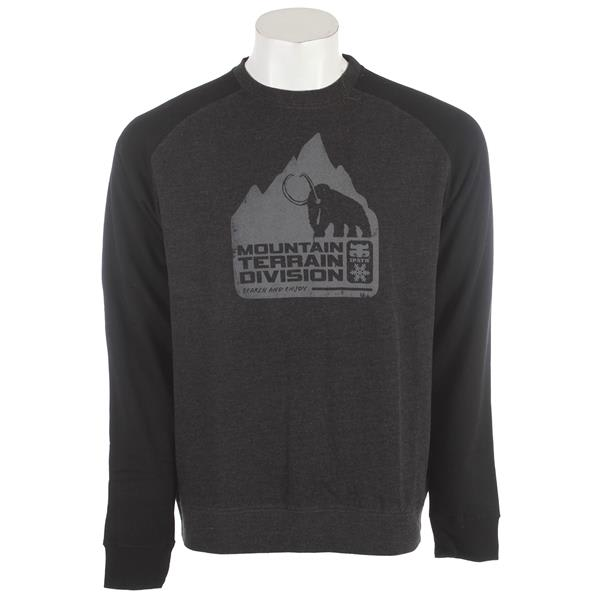 Ipath Mammoth Raglan Crew Sweatshirt
