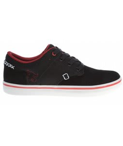 Ipath Reed Low Skate Shoes Black Cowskull
