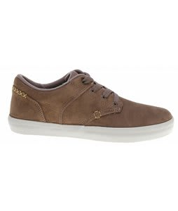 Ipath Reed Low Skate Shoes Fossil Suede/Cowskull