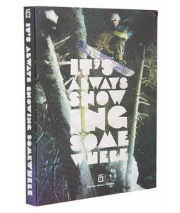 Its Always Snowing Somewhere Snowboard Dvd